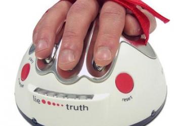 Миниатюрный детектор лжи
