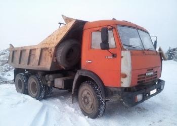 Камаз 55111 2002