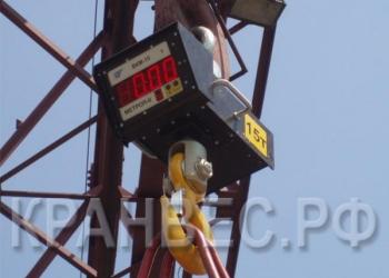 Весы крановые электронные ВКМ-10 (Метрол-II)