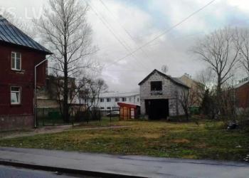 Земельный участок в центральной части Риги