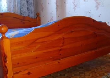 Кровать 2х спальная + матрас в подарок