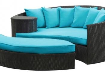 Плетеная мебель из натуральных материалов