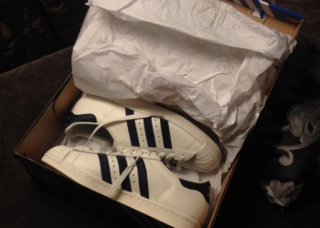 Продам НОВЫЕ Adidas Superstar 80s Vintage Deluxe!
