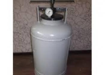 Автоклав 30 л на газе