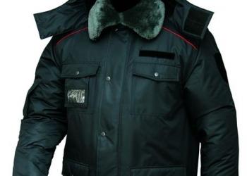 форменная куртка для полиции женская зимняя