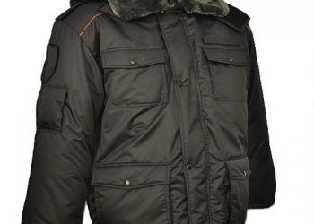 форменная куртка для полиции мужской зимняя