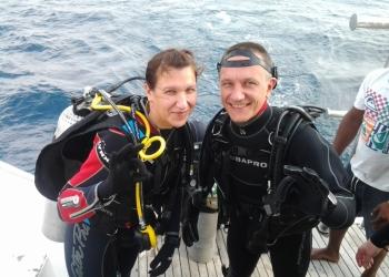 Обучение дайвингу. Подводное плавание. Курсы.