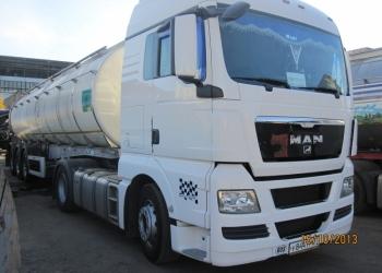 Молоковозы и масловозы, собственный автотранспорт