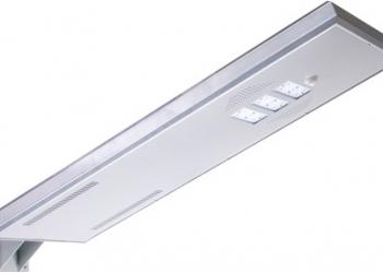 Уличное светодиодное освещение на солнечных батареях (ФДУСБ)