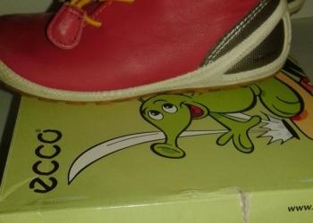 Детская обувь Ecco лето-осень