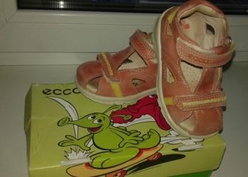 Детская летняя обувь Ecco