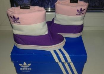 Детская обувь осень adidas