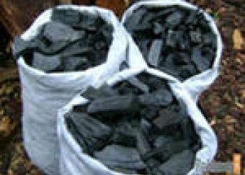 Продажа древесного угля БЕРЕЗА