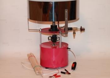 Аппараты для сладкой сахарной ваты газовые УСВ-4,12 вольт