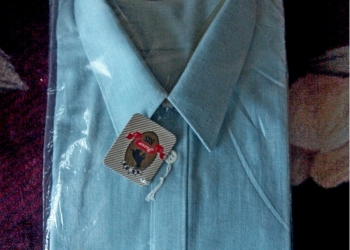 Мужские сорочки - 3 цвета