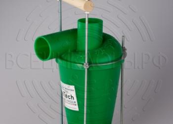 Скелетные крепежи для фиксации и защиты фильтра Циклон