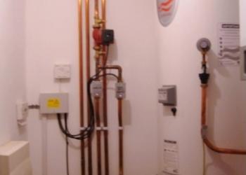 Отопление частного дома. Ремонт, замена, монтаж