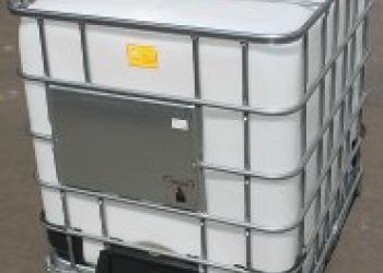 Продам тонные емкости ,еврокубы пропаренные б/у от 1 штуки