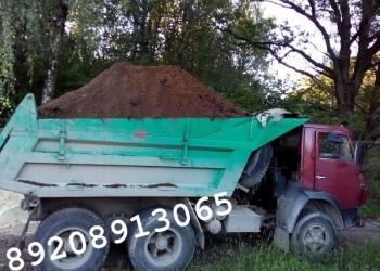 Щебень, чернозём, навоз, земля, торф,дрова,перегной,песок