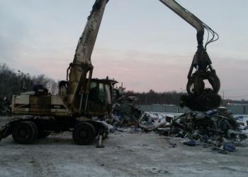 Утилизация вывоз металлолома в Ступино Видном Коммунарке