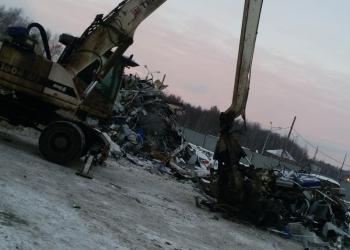 Вывоз утилизация покупка лома в Подольске Одинцово Красногорске