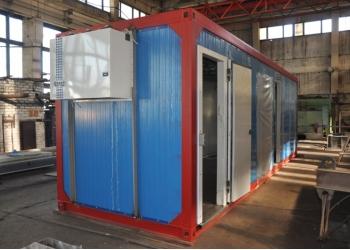 Производство холодильных модулей от производителя