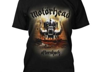 Майка Motorhead с коротким рукавом