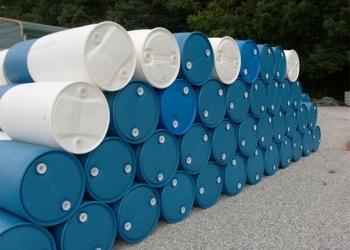 Продам бочки пластиковые 231 л б/у под любые жидкие и сыпучие