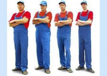 услуги рабочих--разнорабочих