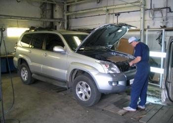 Компьютерная диагностика и ремонт автомобилей