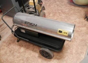 Пушка тепловая дизельная 30 кВт прямой нагрев Engy IH-30
