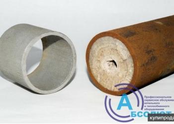 Комплексная очистка котлов, теплообменников и систем отопления
