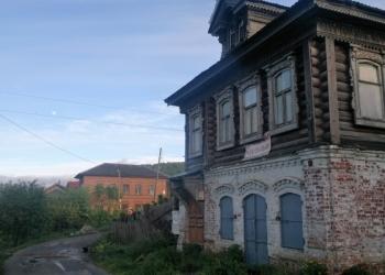 Дом на берегу реки Кудьма/Волга