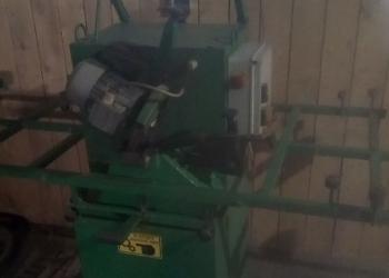 Широко ленточный станок для распиловки древесины МЕБОР 1100