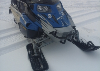 Снегоход Arctic Cat Bearcat 570XT