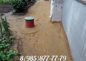 Проектирование и монтаж систем дренажа и водоотведения.