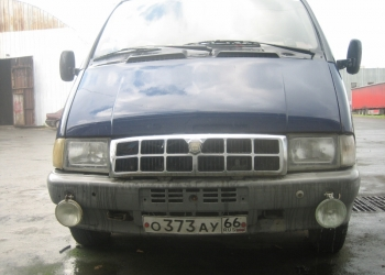 ГАЗ ГАЗель 2705, 2000