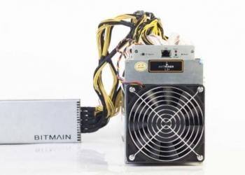 Bitmain Antminer S9 с оригинальным БП в наличии в Москве