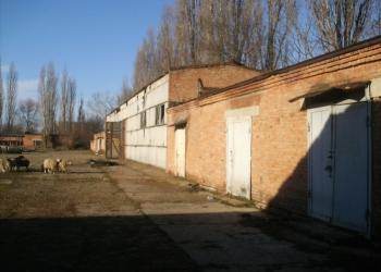Продам производственную базу со складами