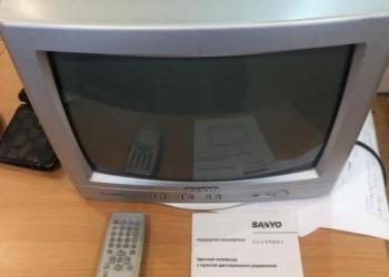Цветной телевизор Sanyo