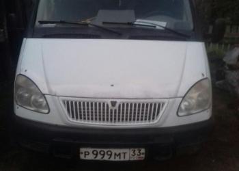 ГАЗ ГАЗель 3302, 2003