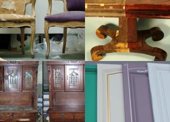Ремонт и реставрация предметов интерьера