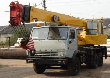 Услуги Автокрана 16 тонн 22 метра