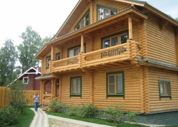 Строим и отделываем любые деревянные дома и бани.