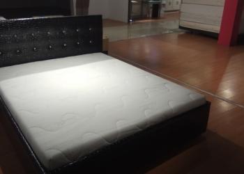 Кровать Орматек Como 1 кайман черный 172 х 209 см
