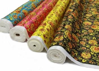 Текстильная типография по печати на ткани, текстиле, трикотаже