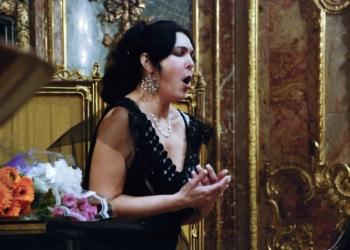Катрин Марук оперная певица  исполнительница старинных русских романсов