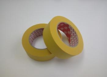 Лента маскирующая (1) / скотч двухсторонний (2) EUROCEL