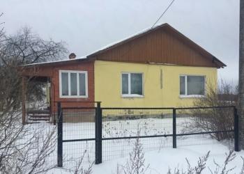 Продам дом 82 м2 в Калужской области