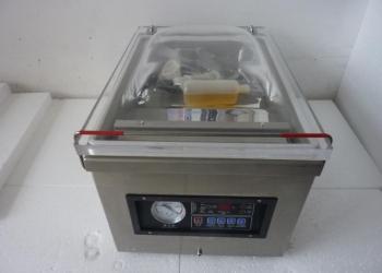 Настольная вакуум - упаковочная машина HVC-260T/1A (DZ-260/ PD) нерж.